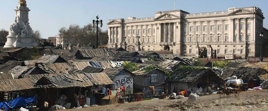 banaglore slum